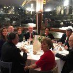 soirée du lancement du RC Paris Tour Eiffel 7